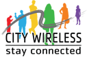 logo city wireless
