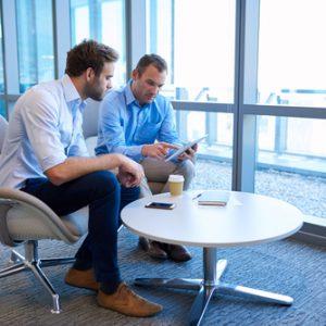 kantoor wifi samenwerken