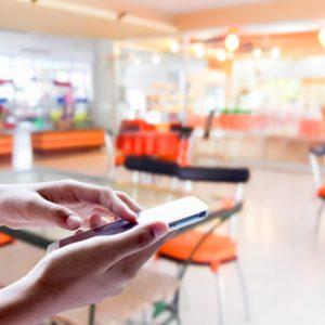 horeca wifi klanten login hotspot